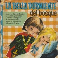 Tebeos: LA BELLA DURMIENTE DEL BOSQUE Y OTROS (CUENTOS), SERIE HEIDI Nº 2, AÑO 1962, 1ª EDICIÓN. Lote 107103299