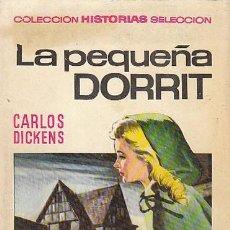 Tebeos: LA PEQUEÑA DORRIT DE CARLOS DICKENS, SERIE CLASICOS JUVENILES Nº 19, DIBUJOS INTERIORES: JAIME JUEZ. Lote 107103735