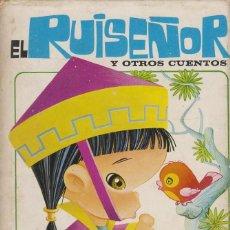 Tebeos: EL RUISEÑOR Y OTROS CUENTOS, COLECCION HEIDI Nº 18, AÑO 1974. Lote 107212659