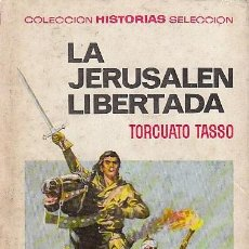 Tebeos: LA JERUSALEN LIBERTADA, CLASICOS JUVENILES Nº 26. Lote 107212787