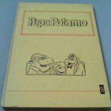 Tebeos: PEPE POTAMO.- PRIMERA EDICION ABRIL1969.-EDITORIAL BRUGUERA. Lote 107213591