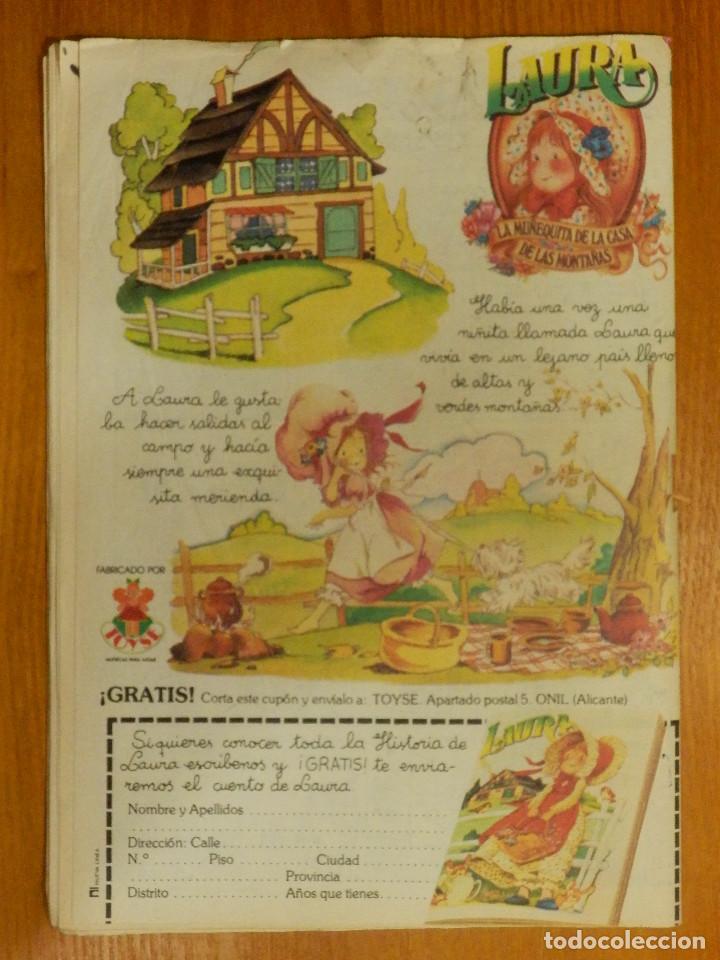 Tebeos: Tebeo - Comic - Revista Juvenil Femenina - Gina - Año 1 - Nº 28 - Con poster Bacchelli 1978 - Foto 2 - 107263679
