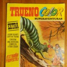 Tebeos: COMIC CAPITAN TRUENO COLOR - EXTRA SUPERAVENTURAS - LAS AMAZONAS - TERCERA ÉPOCA - Nº 12 - BRUGUERA. Lote 107299099