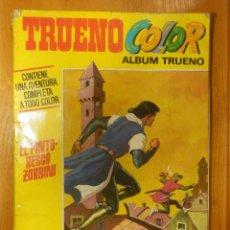 Tebeos: COMIC CAPITAN TRUENO COLOR - EXTRA SUPERAVENTURAS - EL PINTO RESCO ZORRINI - BRUGUERA . Lote 107299735