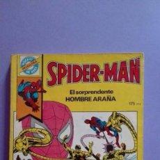Tebeos: SPIDER-MAN EL SORPRENDENTE HOMBRE ARAÑA. Lote 107659975