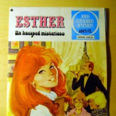 Tebeos: ESTHER UN HUÉSPED MISTERIOSO. Lote 107744675