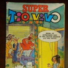 Tebeos: TEBEO - COMIC - SUPER TIO VIVO - AÑO XIII - Nº 91 - BRUGUERA -. Lote 107762419