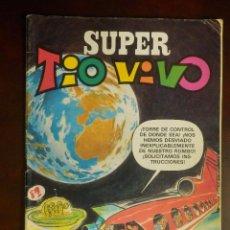 Tebeos: TEBEO - COMIC - SUPER TIO VIVO - AÑO XIII - Nº 105 - BRUGUERA -. Lote 107762527