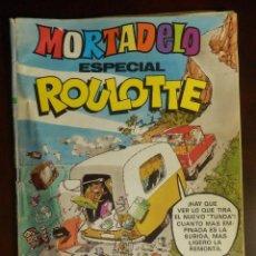 Tebeos: TEBEO - COMIC - MORTADELO - ESPECIAL ROULOTTE - AÑO 1981 - Nº 112 - BRUGUERA -. Lote 107763099