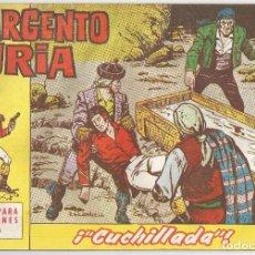 Tebeos: EL SARGENTO FURIA EDITORIAL BRUGUERA Nº 25. Lote 107804151