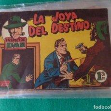 Tebeos: INSPECTOR DAN Nº 10 LA JOYA DEL DESTINO EDITORIAL BRUGUERA 1952. Lote 107876743