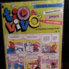 Tebeos: TIO VIVO - Nº 9 .. Lote 107879031
