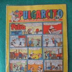 Tebeos: PULGARCITO Nº 1525 CON EL CAPITAN TRUENO EDITORIAL BRUGUERA. Lote 107885503