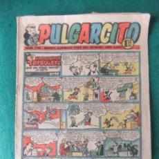Tebeos: PULGARCITO Nº 1121 CON EL INSPECTOR DAN EDITORIAL BRUGUERA. Lote 107886687