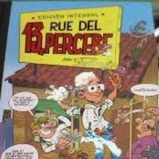 Tebeos: EDICION INTEGRAL RUE DEL PERCEBE 13 POR IBAÑEZ. Lote 107898299