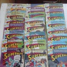 Tebeos: SUPERMAN BRUGUERA -17 NºS -1,2,4,5,6,7,9,11,19,21,22,27,28,29,32,44,50 SE VENDEN SUELTOS. Lote 107935115