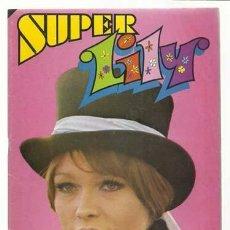 Tebeos: SUPER LILY Nº 1, 1976, BRUGUERA, MUY BUEN ESTADO. Lote 107967079