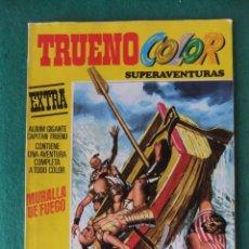 Tebeos: TRUENO COLOR EXTRA ALBUM Nº 8 TERCERA EPOCA EDITORIAL BRUGUERA. Lote 107968919