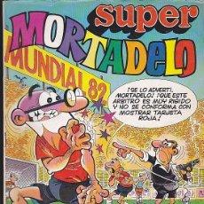 Tebeos: COMIC COLECCION SUPER MORTADELO Nº 124. Lote 189100587