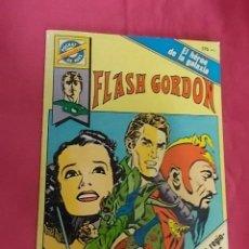 Tebeos: POCKET DE ASES. Nº 31. FLASH GORDON. EDITORIAL BRUGUERA.. Lote 108021479