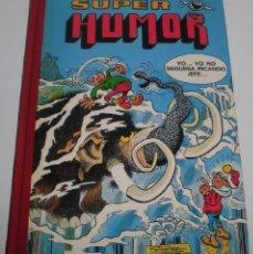 Tebeos: COMIC LIBRO TAPA DURA MORTADELO Y FILEMON SUPER HUMOR TOMO 13 - 2ª EDICION 1991. Lote 108027839