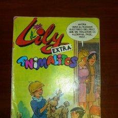 Tebeos: LILY : REVISTA JUVENIL FEMENINA. EXTRA ANIMALITOS [1985]. Lote 108049931