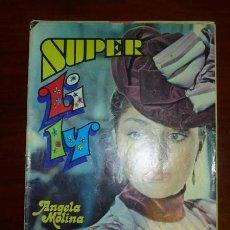 Tebeos: SUPER LILY : REVISTA JUVENIL FEMENINA. AÑO XVI ; Nº 3 ; 8-III-76. Lote 108050491
