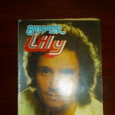 Tebeos: SUPER LILY. AÑO XVIII ; Nº 59 ; 3-11-1980. Lote 108050787