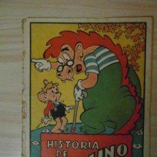 Tebeos: HISTORIA DE PICOLINO. Nº 3 DE ALEGRIA INFANTIL. EDITORIAL BRUGUERA. 1944. SALVADOR MESTRES. Lote 83395096