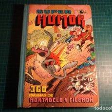 Tebeos: SUPER HUMOR Nº V, 1ª EDICION. (M-29). Lote 108271075