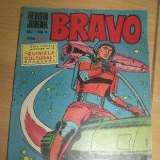Tebeos: BRAVO Nº 9 ED. BRUGUERA. Lote 108280335