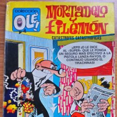 Tebeos: COLECCIÓN OLE - MORTADELO Y FILEMÓN Nº 88 - 1ª EDICIÓN 1973 - ENVÍO GRATIS. Lote 108301431