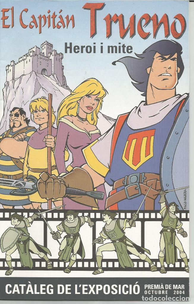 EL CAPITAN TRUENO HEROI I MITE (Tebeos y Comics - Bruguera - Capitán Trueno)
