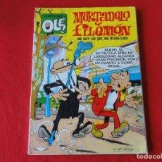 Tebeos: COLECCION OLE Nº 28. MORTADELO Y FILEMON. 1971. 40 PTS. 1ª EDICION. NUMERO EN EL LOMO . C-8. Lote 108414343