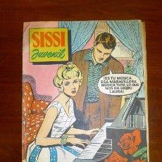 Tebeos: SISSI JUVENIL. AÑO I ; Nº 49 ; 6 DE MARZO DE 1961 [Nº 106]. Lote 108785407
