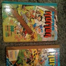 Tebeos: SUPER HUMOR,DOS TOMOS,1979,1981. Lote 108904203