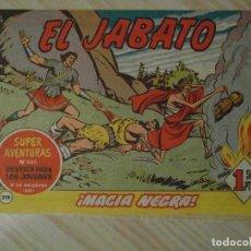 Tebeos: MAGIA NEGRA. Nº 216 DE JABATO. DAN. BRUGUERA. COLECCION SUPER AVENTURAS. 1962. DARNIS J. JUEZ. Lote 108910983