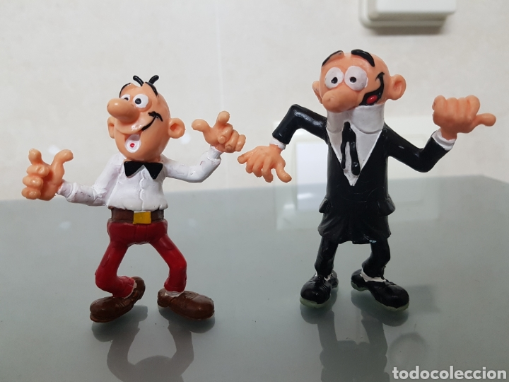 Figura Mortadelo Mortadelo y Filemon
