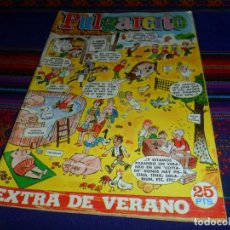 Tebeos: PULGARCITO EXTRA DE VERANO 1973 CON EL SHERIFF KING. BRUGUERA 25 PTS. BUEN ESTADO Y RARO.. Lote 108982847