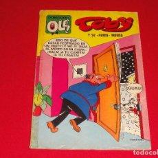 Tebeos: OLE Nº 44. TOBY. 1971. 40 PTS. 1ª EDICION. NUMERO EN EL LOMO . C-8A. Lote 109044527