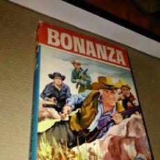 Tebeos: BONANZA, EL BOSQUE EN LLAMAS ED BRUGUERA N 13. Lote 109101391