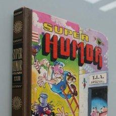 Tebeos: LIBRO COMIC SUPER HUMOR VOLUMEN TOMO XXIII AÑO 1983 – MORTADELO FILEMON SACARINO TRAGACANTO ANACLETO. Lote 109108139