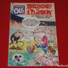 Tebeos: OLE Nº 149. MORTADELO Y FILEMON. 1ª EDICION. 1978. 60 PTS. C-8A. Lote 109149007
