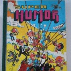 Tebeos: SUPER HUMOR. VOLUMEN XLVII. EDITORIAL BRUGUERA, 1ª EDICION 1983. TAPA DURA. COLOR. 770 GRAMOS.. Lote 109151579