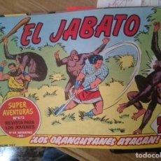 Tebeos: COMIC EL JABATO N 307 - LOS ORANGUTANES ATACAN -REFM1E2. Lote 109205131