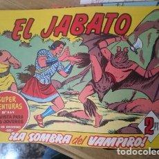 Tebeos: COMIC EL JABATO N 305 - LA SOMBRA DEL VAMPIRO -REFM1E2. Lote 109205271