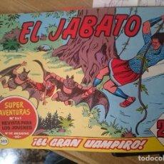 Tebeos: COMIC EL JABATO N 303 - EL GRAN VAMPIRO -REFM1E2. Lote 109205419