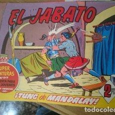 Tebeos: COMIC EL JABATO N 295 - TUNG DE MANDALAY. Lote 109205583