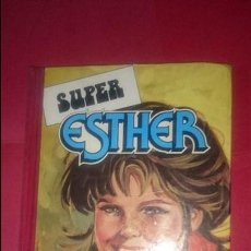 Tebeos: SUPER ESTHER TOMO POCKET Nº 6 AÑO 1983. Lote 109271695
