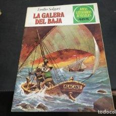 Tebeos: JOYAS LITERARIAS Nº 222 (ORIGINAL BRUGUERA) PRIMERA EDICION (COI55). Lote 109403447